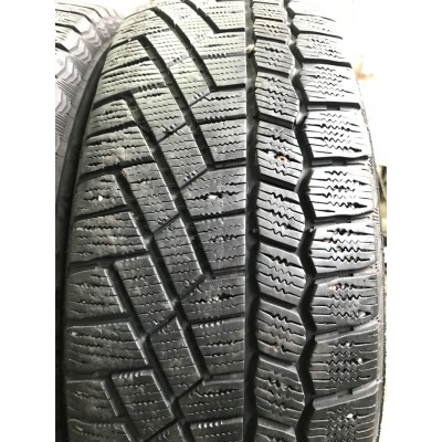 Зимние шины бу CONTINENTAL ContiVikingContact5+GENERAL AltimaxNordic 185/65/R15 92T XL